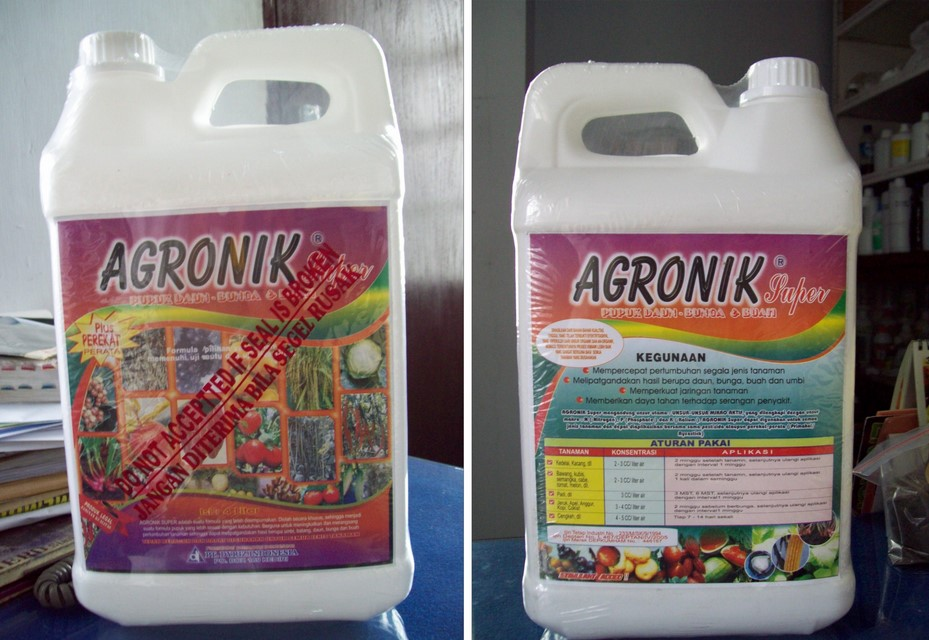 Pupuk Agronik Farming