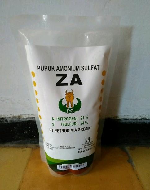 Pupuk ZA ( Zwavelzure Amonium )