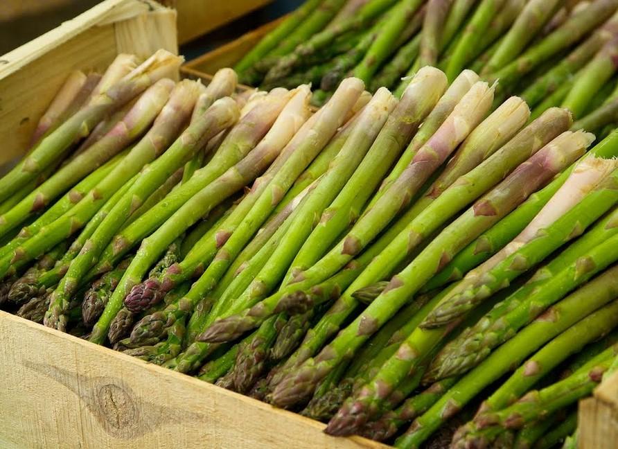 Sayuran batang Asparagus
