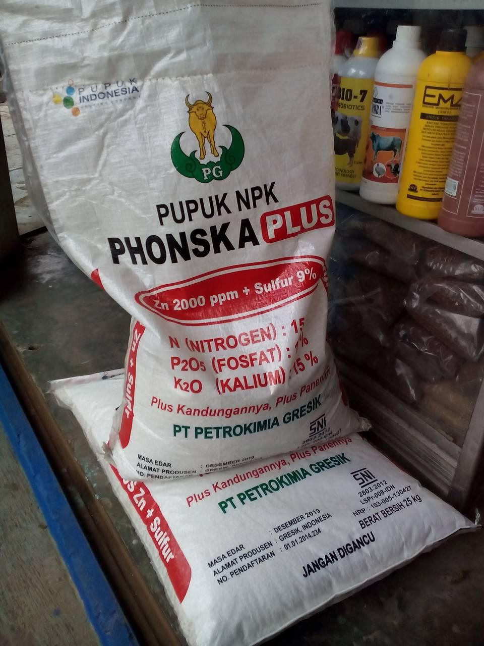 Pupuk Phonska Cair