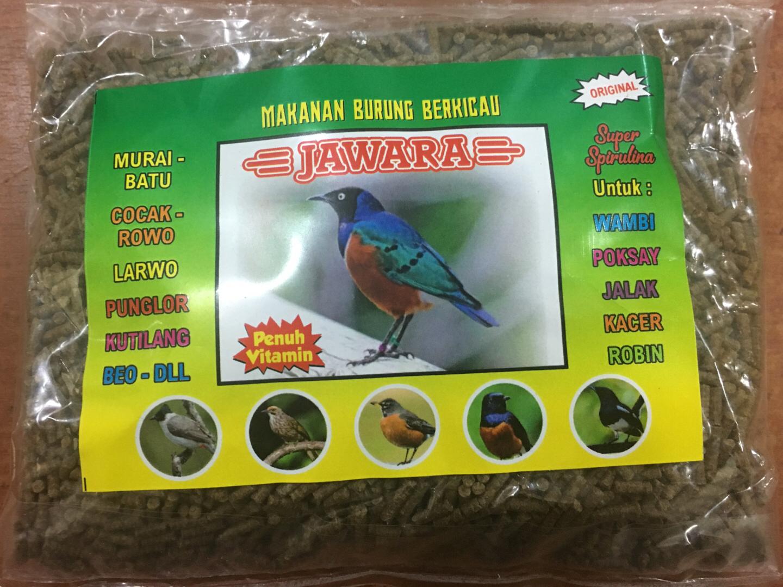 Pakan Burung